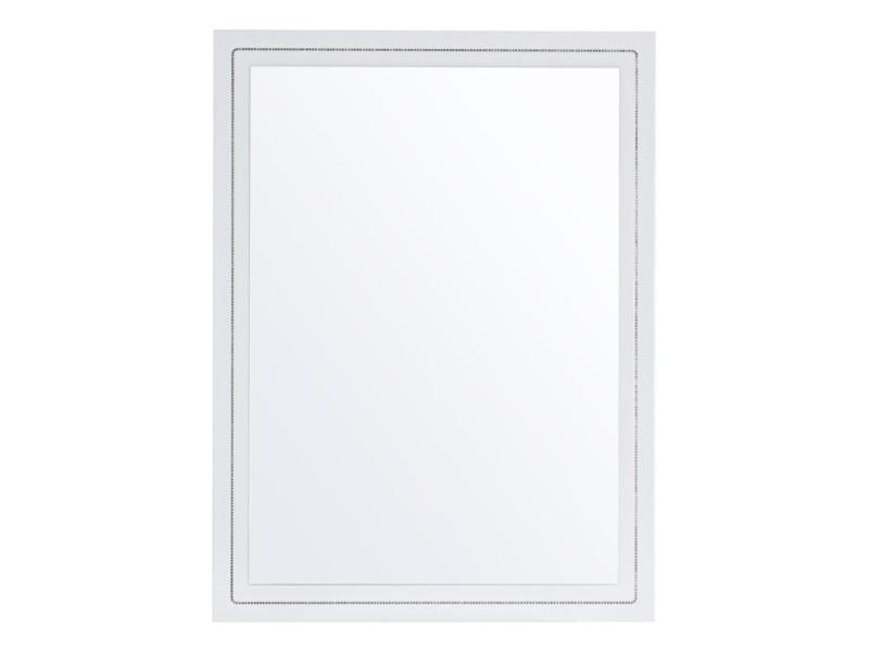 Miroir ALASKA blanc