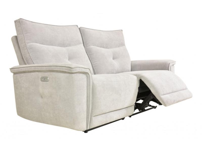 Canapé relax 3 places 2 moteurs ADAM...