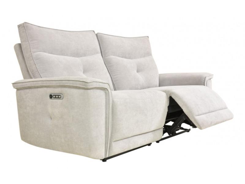 Canapé relax 3 places 3 moteurs ADAM...
