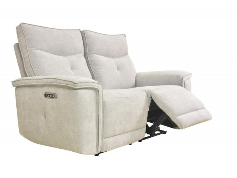 Canapé relax 2 places 3 moteurs ADAM...