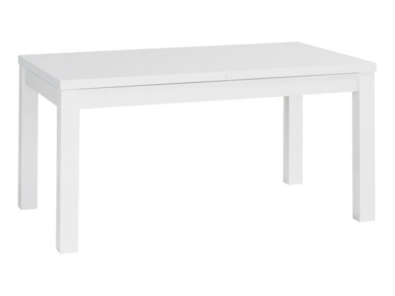 Table L.160 cm URBANA 3 Blanc